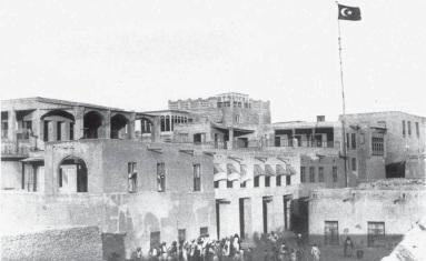 old kuwait building