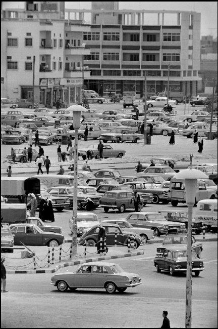 old kuwait city modern